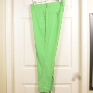 Lindeberg 36 Pale Green Golf Pant